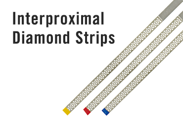 Interproximal Diamond Strip