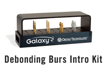 Debonding Burs Intro Kit