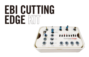 ebi cutting edge kit